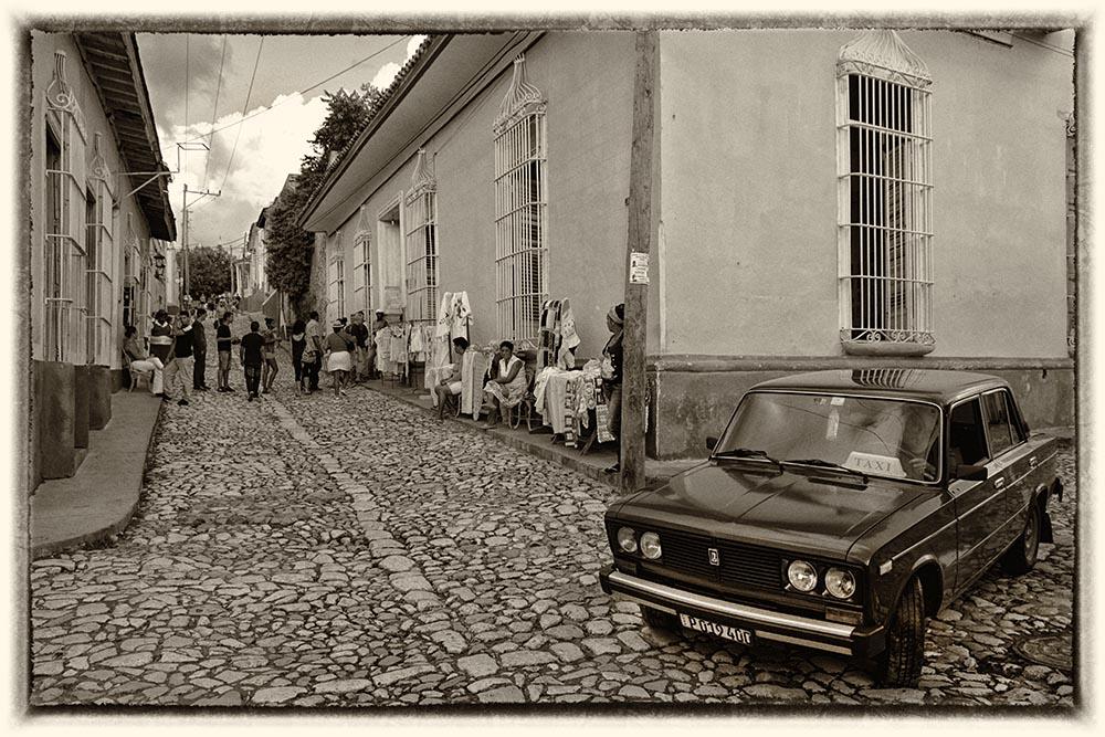 Taxi cubain