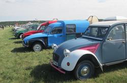 Campement en Pologne a Torun