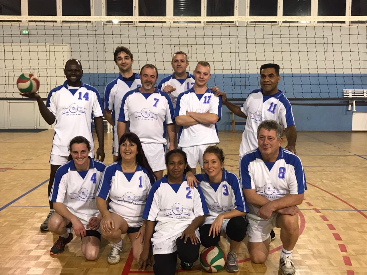 Volley ESCALL