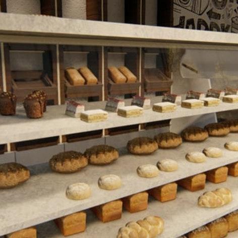 Bakery Concept, North Carolina