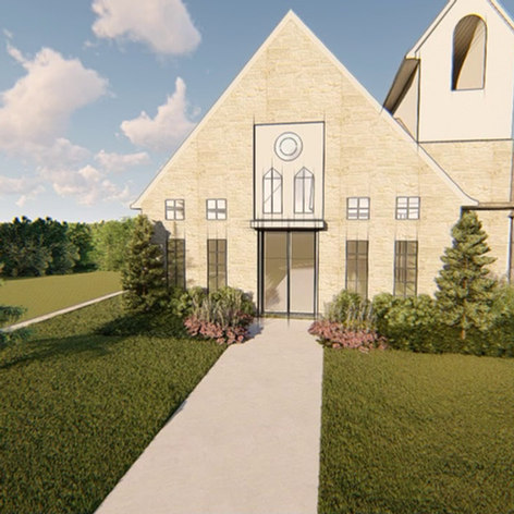 Vesica Pisces Chapel, Tulsa OK