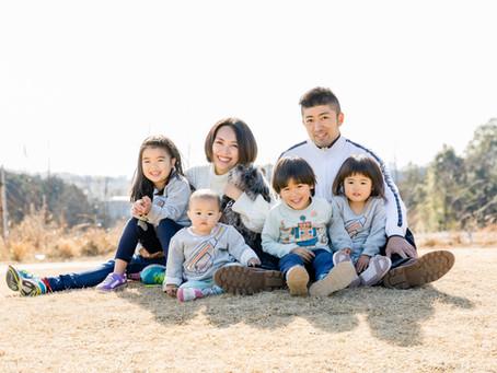 家族写真モニターさま、募集のお知らせ