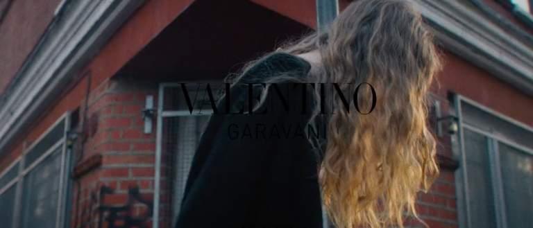 "Valentino - ""Punk Sneakers"""