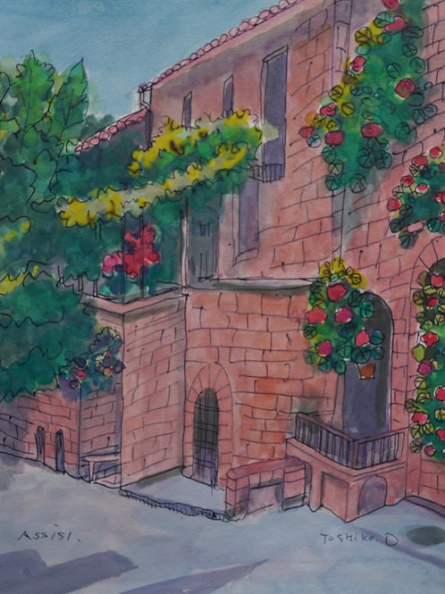 Assisi / 岡村紀子