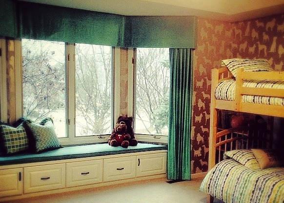 Sweet and Fun Girl Bedroom