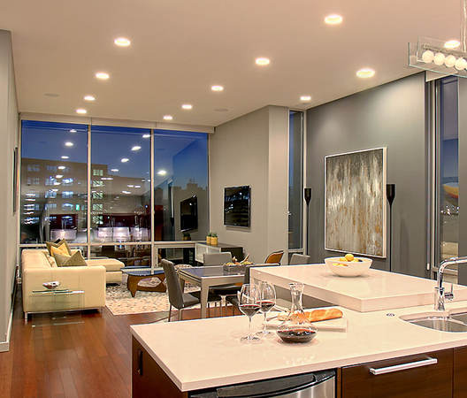 River North Living Space