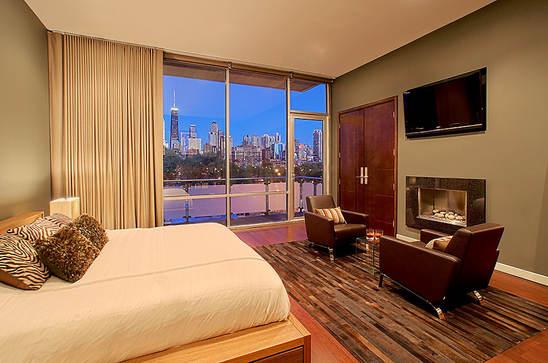Breathtaking Master Bedroom