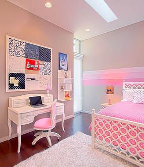 """Sweet """"Tween-age"""" Bedroom"""