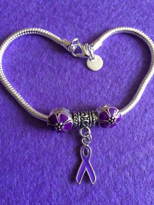 Silver Snake Bracelets