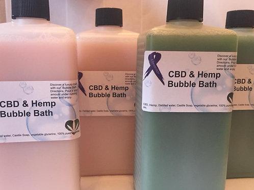 Bubble Bath Aloe vera, Avocado, and Green Tea