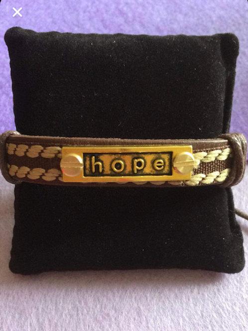 Mens Hope Bracelet