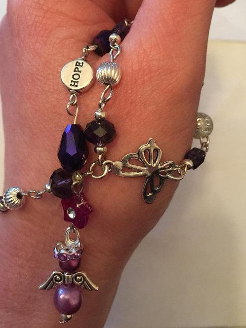 Fibromyalgia Research UK Hope Beads