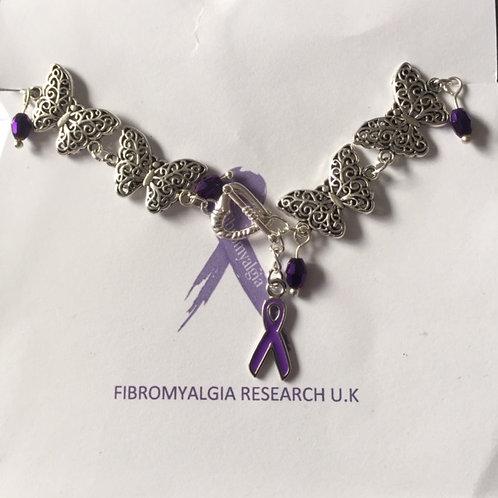 Butterfly sanctuary bracelet