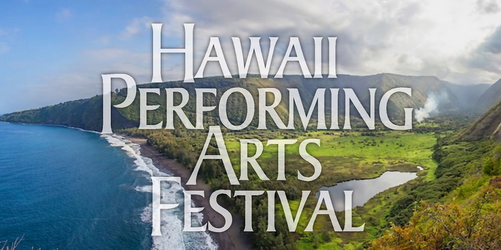 Hawaii Performing Arts Festival Fellowship