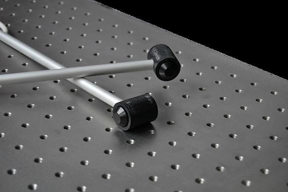 Pack emetteur/récepteur dans les fluides et solide