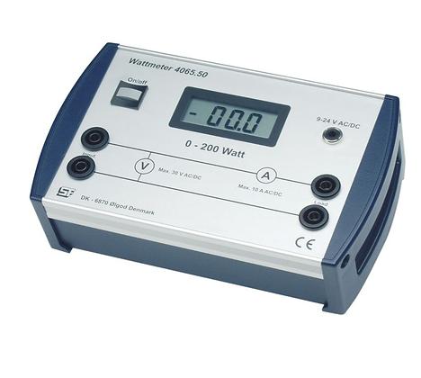 Wattmètre AC/DC