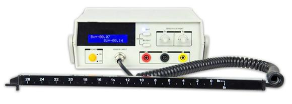 Teslamètre Bi-Axe