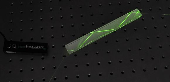Laser ligne monofaisceau