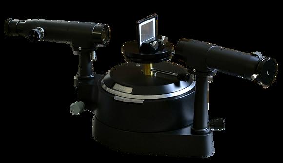Spectrogoniomètre standard