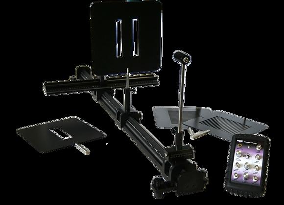 Kit Ultrason - TP complet sur banc prismatique