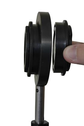 Porte composant magnétique