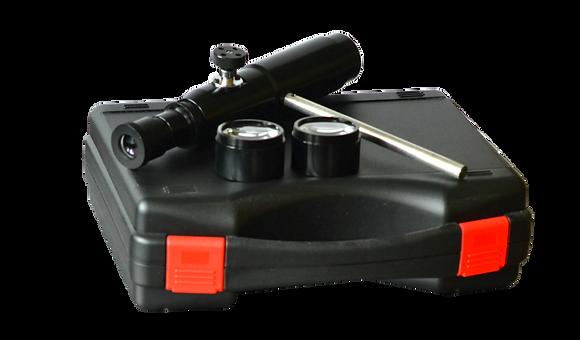 Pack viseur/lunette de visée modulaire