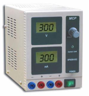 Alimentation haute tension 0-300V
