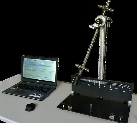 Pack pendule pesant supérieur avec capteur DynNova