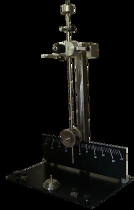 Pendule pesant supérieur avec systèmes de freinage