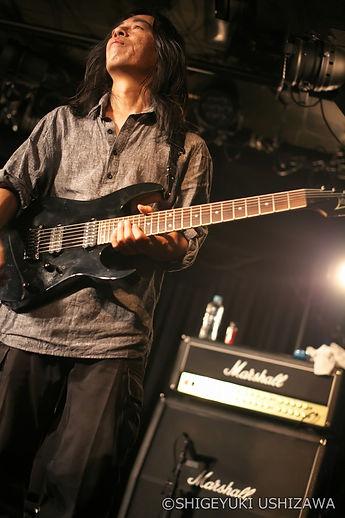 FUYUKI KURATA 7弦ギター