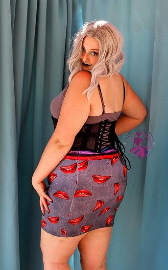 Lips Skirt