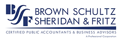 Logo with CPA & Business Advisors Taglin