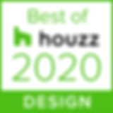 Best of houzz 2020 design badge