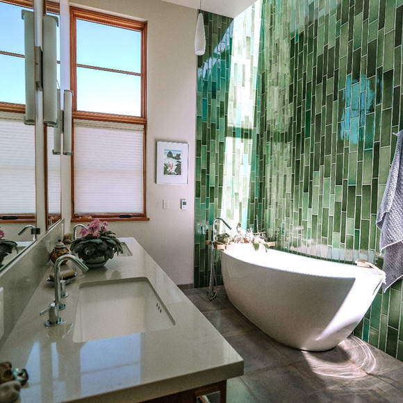 Various Bath Remodels, click for details.