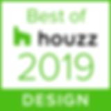 Best of houzz 2019 design badge
