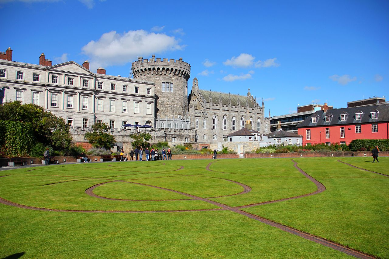 Go back in time to Dublin Castle