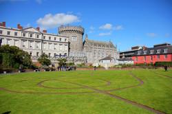 Go back in time to Dublin Castle