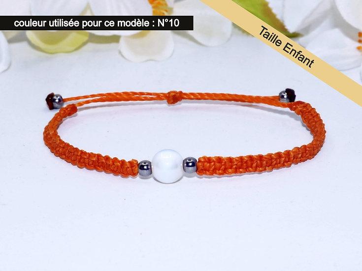 "Bracelet Enfant ""ALAYA KIDS"" - Au fil d'un Vœu"