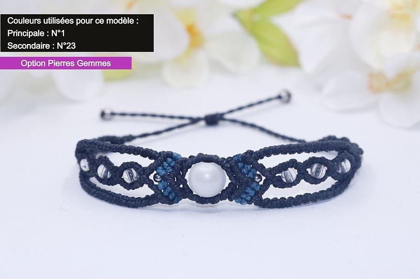 "Bracelet "" KARA"" - Au fil d'un Vœu"