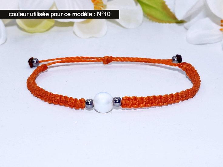 "Bracelet ""ALAYA"" - Au fil d'un Vœu"