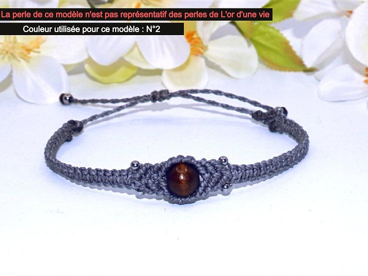 "Bracelet ""JOY"" - Au fil d'un Vœu"