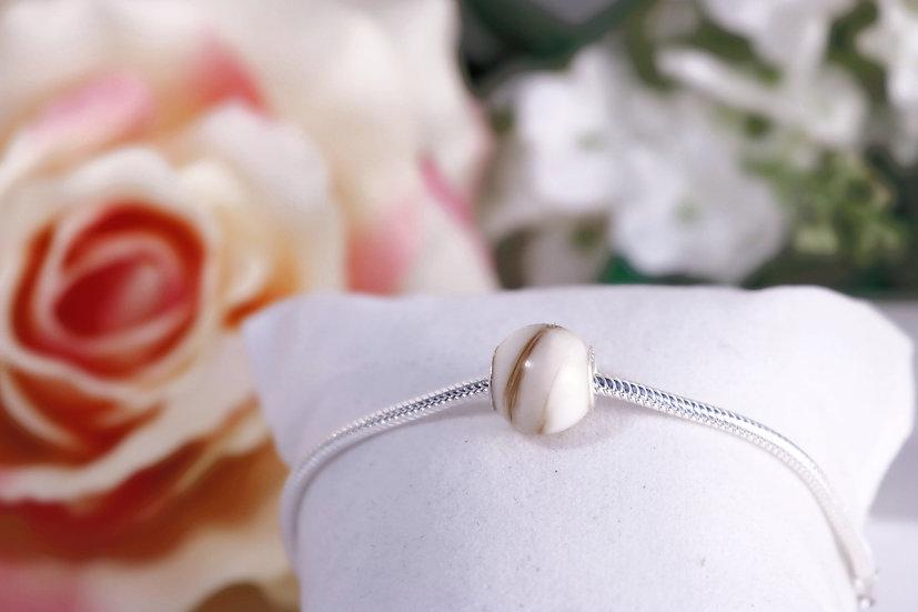 Bracelet Charme 12mm - Cheveux d'Ange
