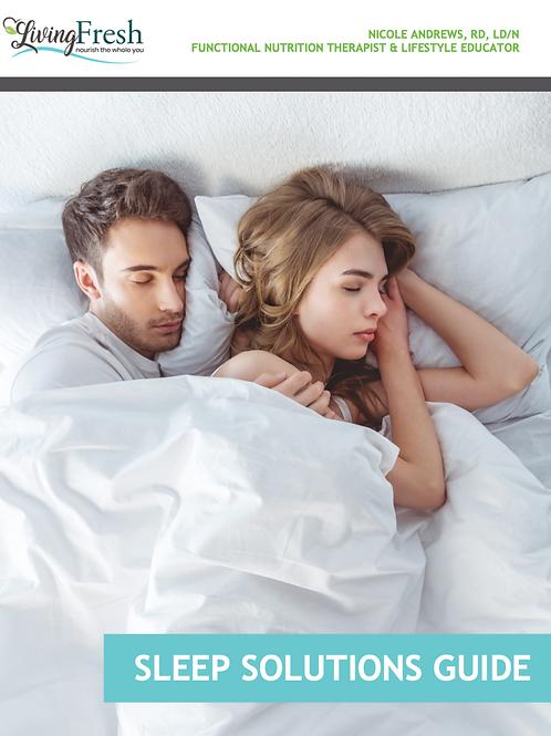 Sleep Solutions Guide