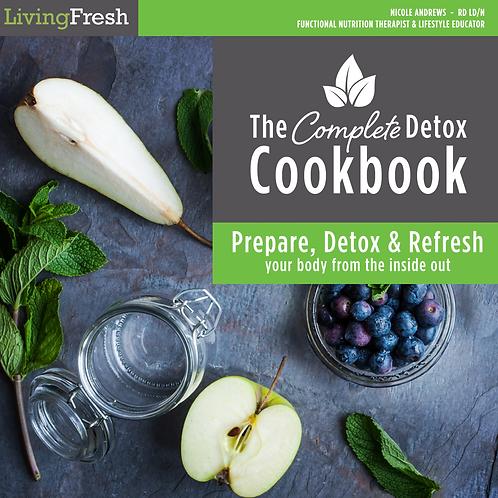The Complete Detox Cookbook