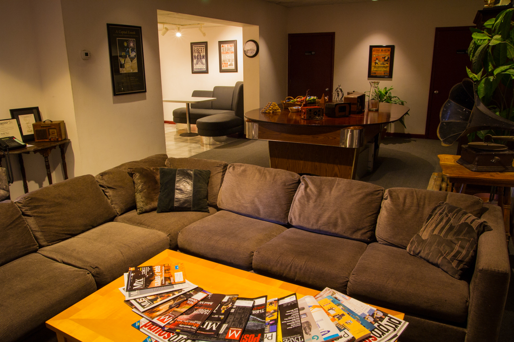 Studio 1 Lounge
