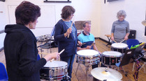 Percussion 'Master Class'!