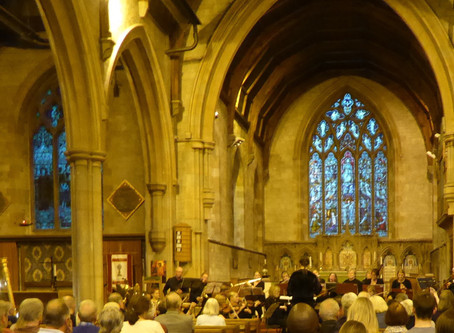 Caterham Festival Concert on Fathers' Day