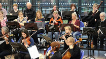 Community orchestra chooses Mozart and movie tunes for winter concert
