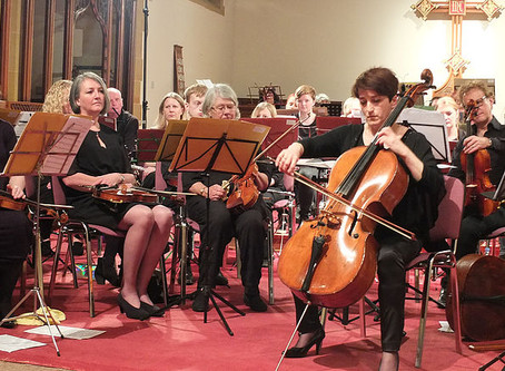 """""""The Fun Orchestra"""" celebrates its third birthday in style"""