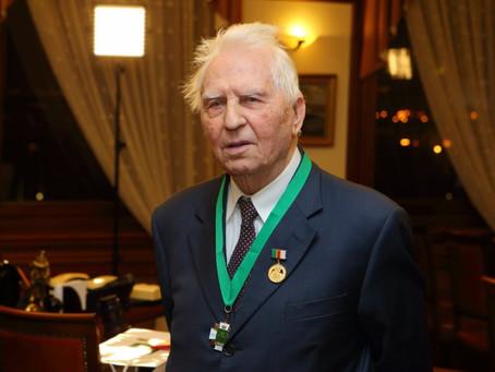 Бывшему члену Политбюро Егору Лигачёву исполнилось 100 лет